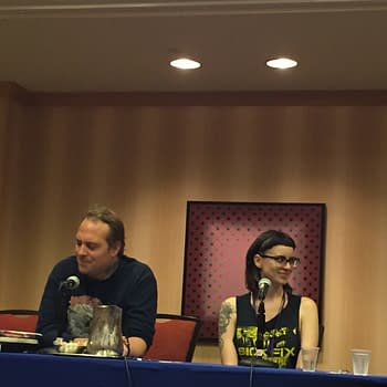 SPX '15: The 'Emotional Currency Of Comics' At The Royal Redux Panel With Brandon Graham, Liz Suburbia, Farel Dalrymple & Ron Wimberly
