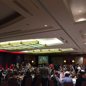Live! From The Harvey Awards 2015 In Baltimore (Complete List Of Winners UPDATE)