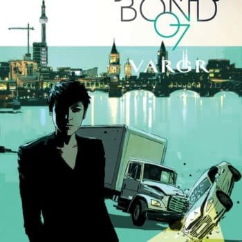 Exclusive First Look At James Bond #2 And Other Dynamite Action Titles For December