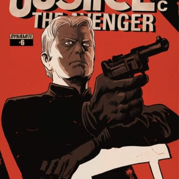 """""""All I Can Do Is Show You Why I Love Bensen And Justice Inc."""" – Mark Waid On Justice Inc: The Avenger"""