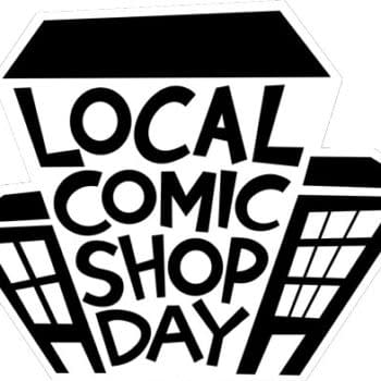 Only Two Comic Stores Are Participating In Local Comic Shop Day In The UK. Three In Europe.