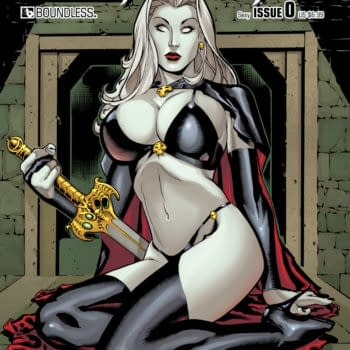Lady Death: Apocalypse #0 Hits Shelves From Boundless