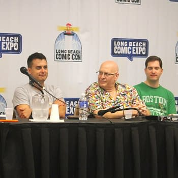 LBCC 2015 – Experts Discuss Ins and Outs of Animated Web Comics