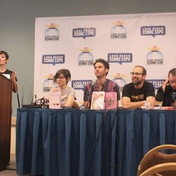 LBCC 2015: Indie Creators Talk Shop With Jody Houser, Josh Trujillo, Jacon Semahn, Gavin Hignight & Bryant Dillon