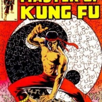 Master Of Kung Fu To Get Four Omnibuses, Beginning In 2016 (Visual UPDATE)