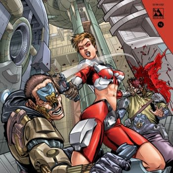 Providence, Mercury Heat, Crossed: Badlands And Crossed +100 This Week From Avatar Press