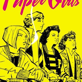 No Previews Of Brian K Vaughan And Cliff Chiang's Paper Girls Before It Ships from Image Comics