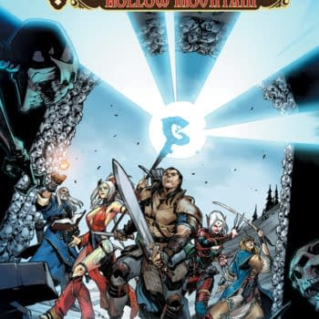 A First Look Inside Pathfinder: The Hollow Mountain #1