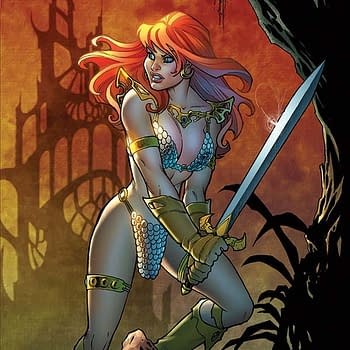 Exclusive First Look Looking For Group #9 And Other Dynamite Fantasy Titles For December