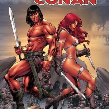 """""""Sort Of Like Trying To Finesse An Atom Bomb."""" – Victor Gischler Talks Red Sonja / Conan"""