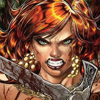 Exclusive Extended Preview Of Gail Simone's Last Red Sonja And More