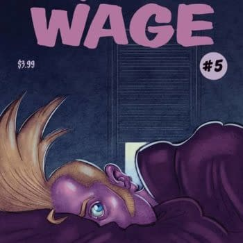 Is Minimum Wage's Fate In The Balance? Bob Fingerman In The Bleeding Cool Interview, Plus #5 Preview