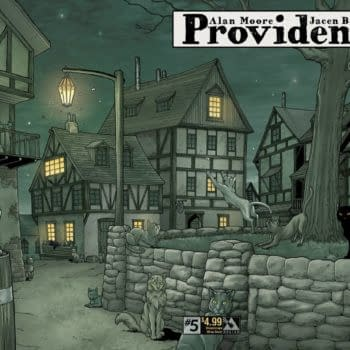 Advance Review Of Providence #5: 'It's Like A Maze You Can't See'