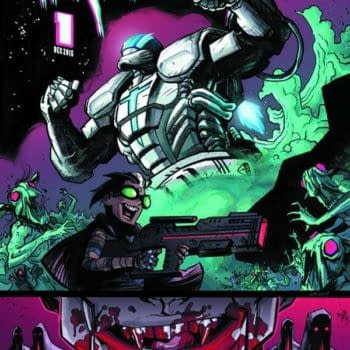 Interceptor From Donny Cates, Dylan Burnett, And Other Comics From Heavy Metal Magazine In December