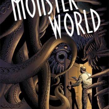 Piotr Kowalski Draws Steve Niles's Monster World For December