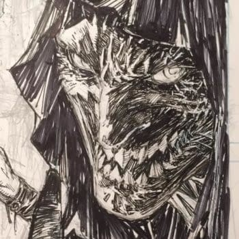 What Is Marc Silvestri Working On?