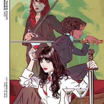 Exclusive Extended Preview Of Alice Cooper Vs Chaos #1 And Swords Of Sorrow #5