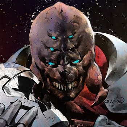 X-O Manowar: Commander Trill #0 Coming In December