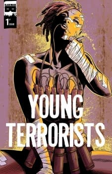 When Is A Graphic Novel Not A Graphic Novel When It Is Young Terrorists #1