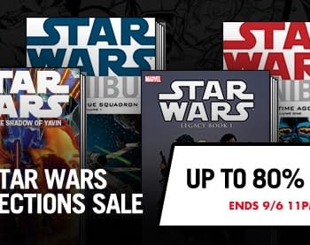 Sales On ComiXology For Force Friday Run Through Sept. 6th