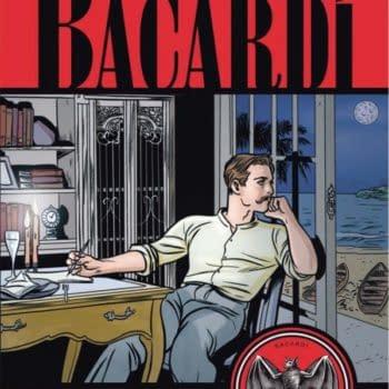 Warren Ellis And Mike Allred's Bacardi Graphic Novel Wins BMI Award