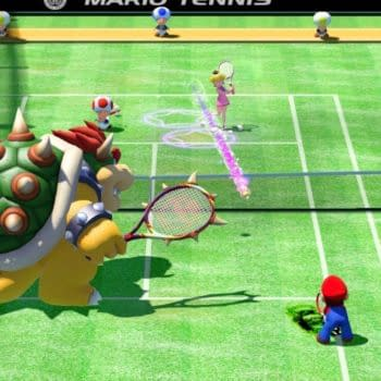 Mario Tennis: Ultra Smash Gets A Release Date