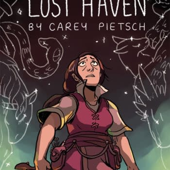 Check Out These SPX Previews By Carey Pietsch: Lost Haven + Witches, Dragons, Magic & Cats