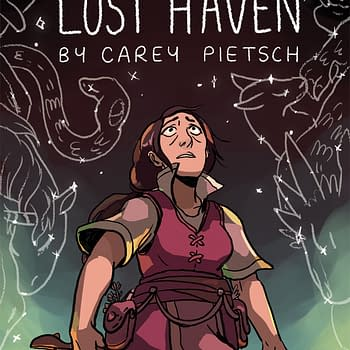 Check Out These SPX Previews By Carey Pietsch: Lost Haven + Witches Dragons Magic &#038 Cats