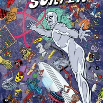 Mike Allred And Dan Slott's Silver Surfer For 2016. Official This Time. (UPDATE)