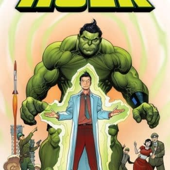 Axel Alonso On The Making Of A Korean-American Hulk