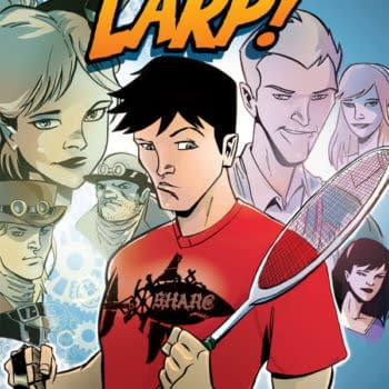 To Geek Or Not To Geek: LARP Volume 1 Is Available Now From Dark Horse