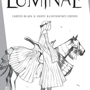 Bengals Luminae To Be Released In An Illustrators Edition For Local Comic Shop Day