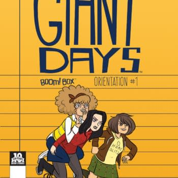 Giant Days Is Now An Ongoing Series, And More Over The Garden Wall For 2016