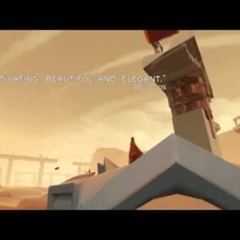 Journey Collector's Edition Bundle Gets A Launch Trailer