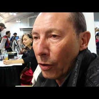 NYCC 15: Look It Moves Interviews David Lloyd