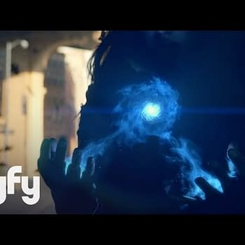 NYCC 15: Trailer For The New SyFy series The Magicians