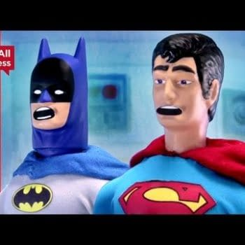 Behind The Scenes Of Robot Chicken's DC Special 3