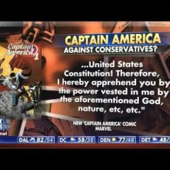 'Conservatives, The New Enemy' – Fox & Friends On Sam Wilson: Captain America