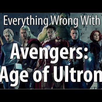 Everything Wrong With The Avengers: Age Of Ultron