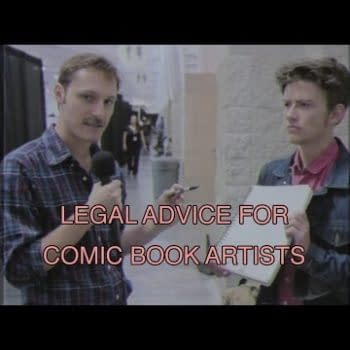 How To Draw Unlicensed Sketches At NYCC Without Attracting Marvel Or DC's Lawyers