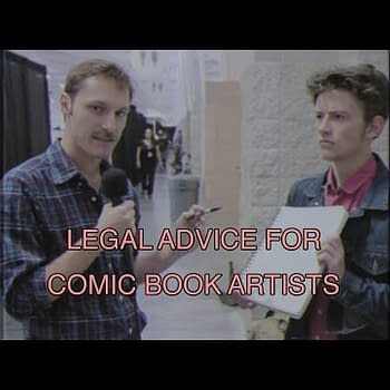 How To Draw Unlicensed Sketches At NYCC Without Attracting Marvel Or DCs Lawyers