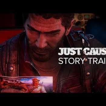 Just Cause 3 Trailer Shows Rico Taking Back His Home