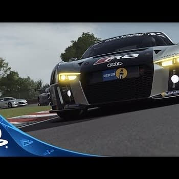Gran Turismo Sport Is The Franchises Debut On PlayStation 4