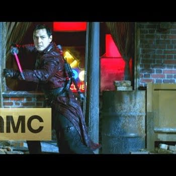 Assassins Are The Law In AMC's Into The Badlands