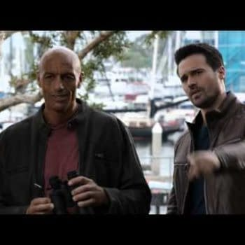 Grant Ward Is Collecting The Dented Cans For The New Hydra