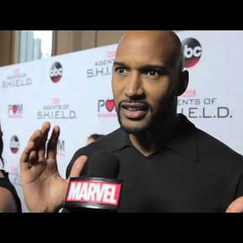 Will Mack Get His Axe Back And More From The Agents Of SHIELD Red Carpet Premiere