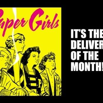 A Comic Show: Paper Girls & All The Different Marvels!