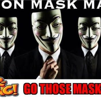 Warners Gets 90% Of Every V For Vendetta Mask License? Dez Skinn Gives – And Gets – His Two Cents