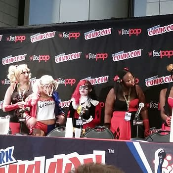 NYCC 15: How Harley Quinn Conquered The World…. And Beavers