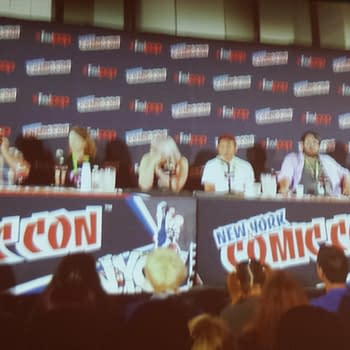 NYCC'15 – NY TimesOUT LGBT in Comics
